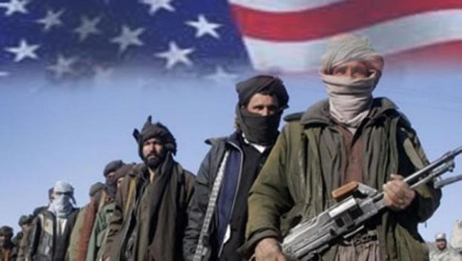 گفتگوهای طالبان و آمرپکا