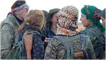کردها در شمال سوريه