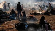 13 هزار پناهجو در مرز ترکيه و يونان