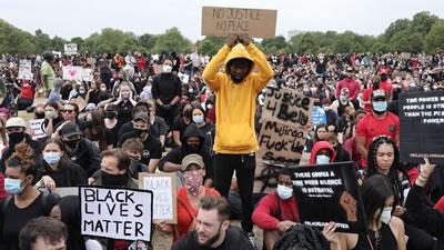 اعتراضات ضدنژادپرستی