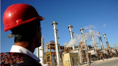 اعتصاب کارگران نفت