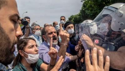 اردوغان در افزایش سلطه ی خود تا کجا می تواند پیش برود؟- الیویه پی یو، ترجمه ی شروین احمدی