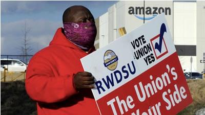 سازماندهی کارگری از کارخانه امریکایی (چین) اوهایو تا آمازون ویرجینیا