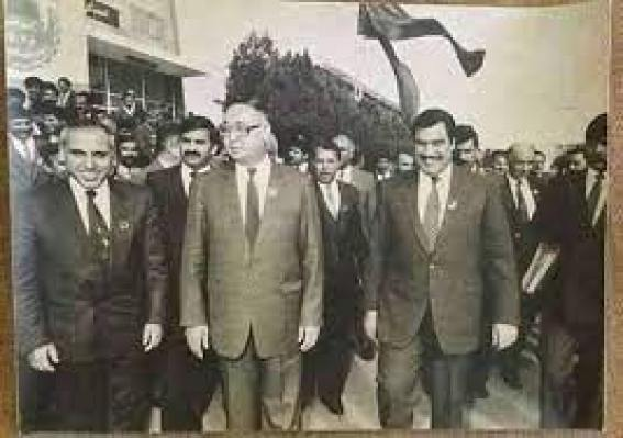 AfghanIrca News Agency | اشتباه تاریخی سران هزاره که به سخنان سلطان علی  کشتمند باور نداشتند!
