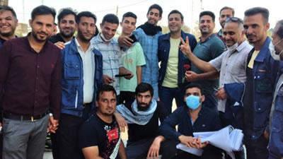 ویدئو- قدردانی اسماعیل بخشی از مردم ایران در جشن «خلع ید»!
