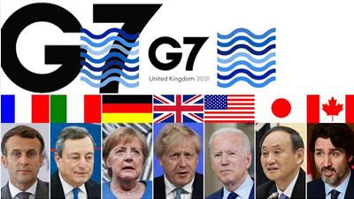 چالش های گروه هفت؛ تغییرات اقلیمی و همهگیری کرونا