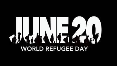 روز جهانی پناهجویان، یک درصد مردم جهان آواره اند
