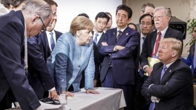 آنسوی چهره ضدترامپ؛ وداع با آنگلا مرکل که از مقام صدراعظم آلمان کنار می رود - سهراب مبشری