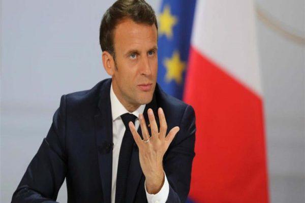 """ماكرون: المقترح الفرنسي-الألماني يمثل """"تحولاً جذريًا"""""""