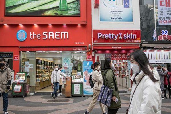 تسجيل 35 اصابة جديدة بفيروس كورونا في كوريا الجنوبية