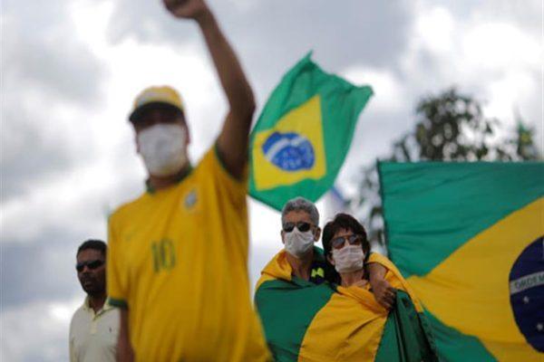 لأول مرة .. البرازيل تسجل نحو 20 ألف إصابة بكورونا خلال 24 ساعة