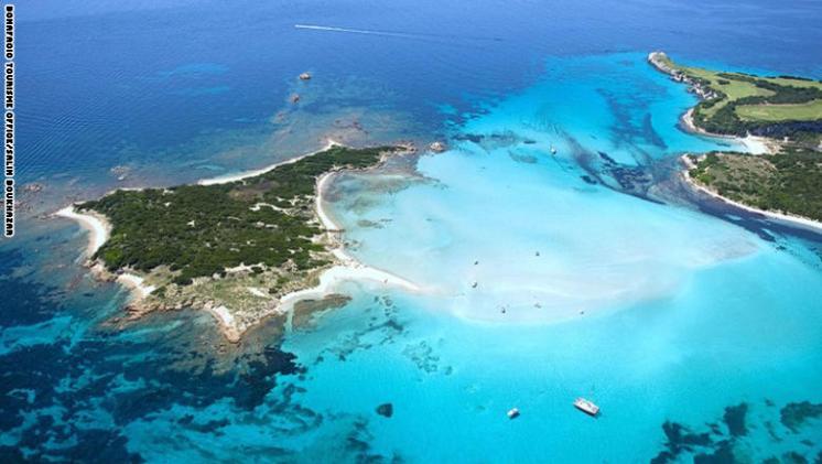 ما هى اكبر جزيرة في البحر المتوسط