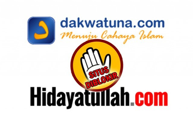 BNPT Juga Diduga Menghalangi Situs Islam lewat Provider