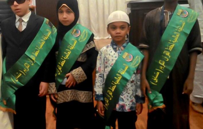 Subhanallah, Hafiz Cilik Musa Satu-Satunya Utusan dari Indonesia dan dengan Usia Peserta Paling Kecil pada MHQ Internasional di Mesir