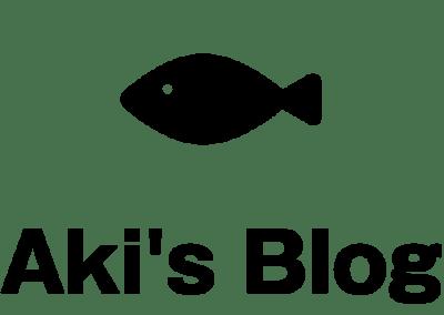 Aki's Blog
