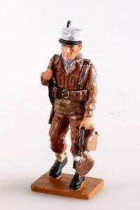 Légionnaire de la 13e DBLE Française Bir Hakein 1942, 1/32
