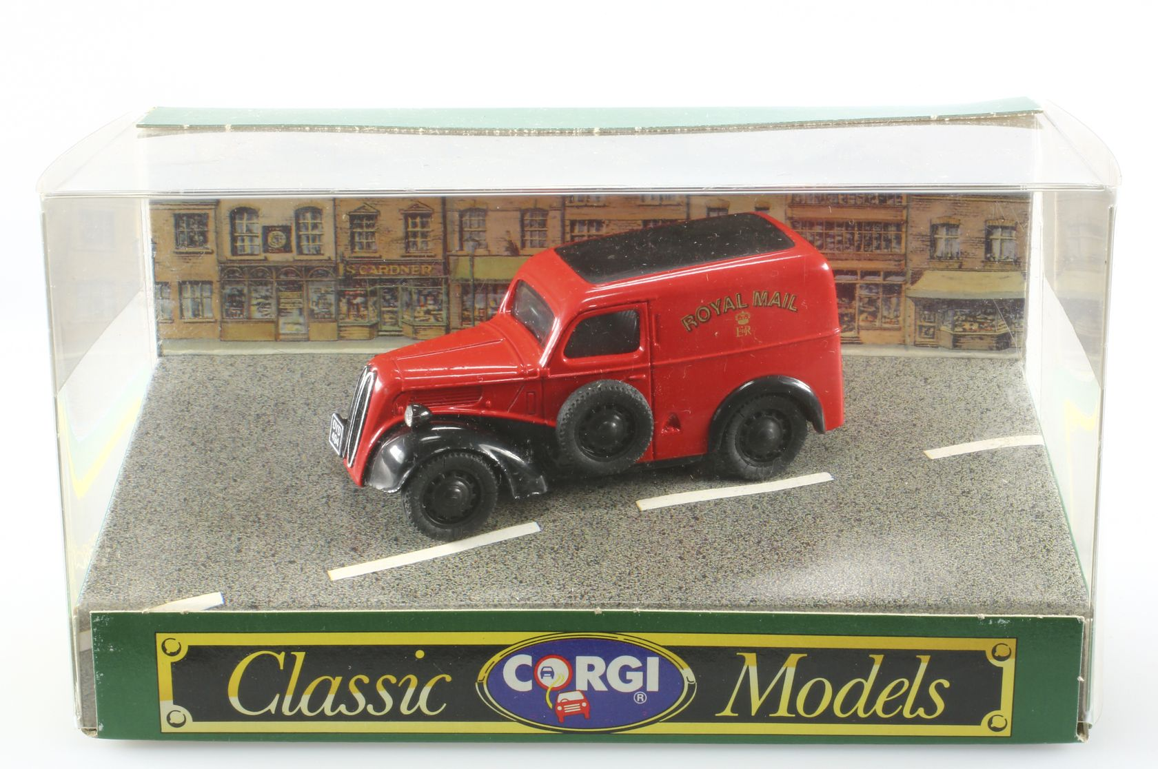 Ford Popular camionnette Royal Mail 1/43
