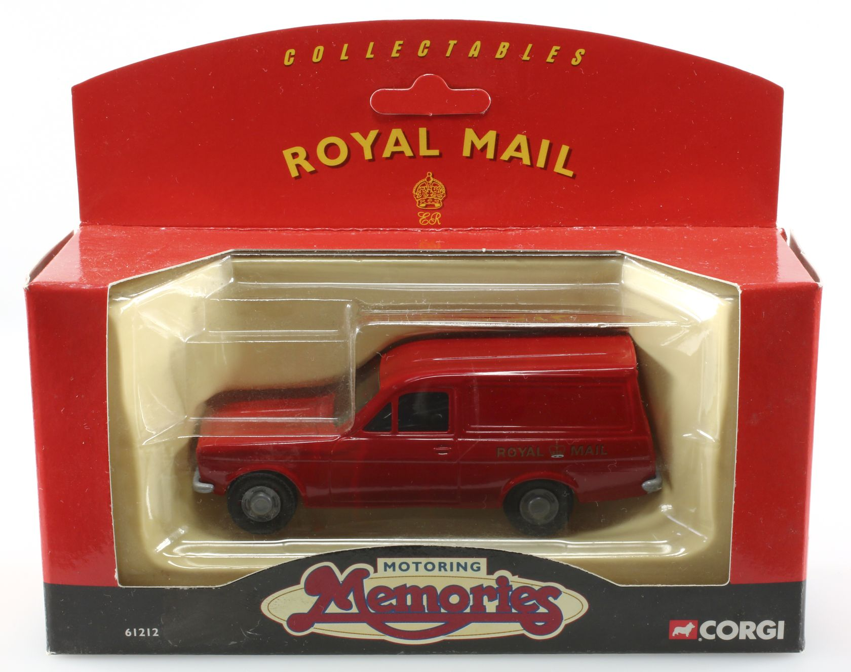 Ford Escorte camionnette Royal Mail 1/43