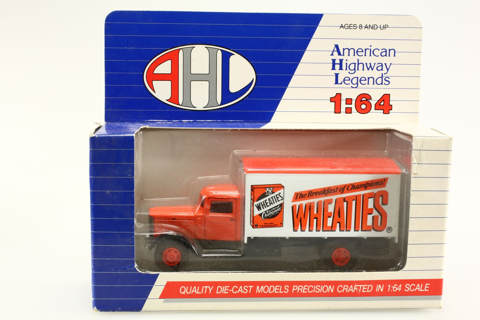 Ford F5 The breakfast of Champions Weatles 1/64