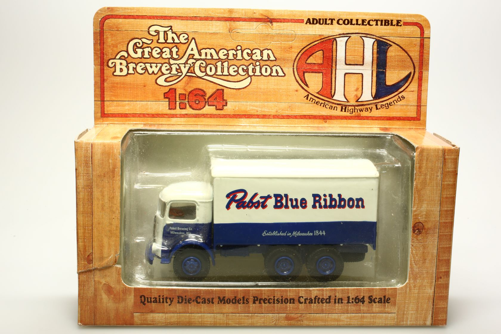 Mack CJ Pabst blue ribbon 1/64