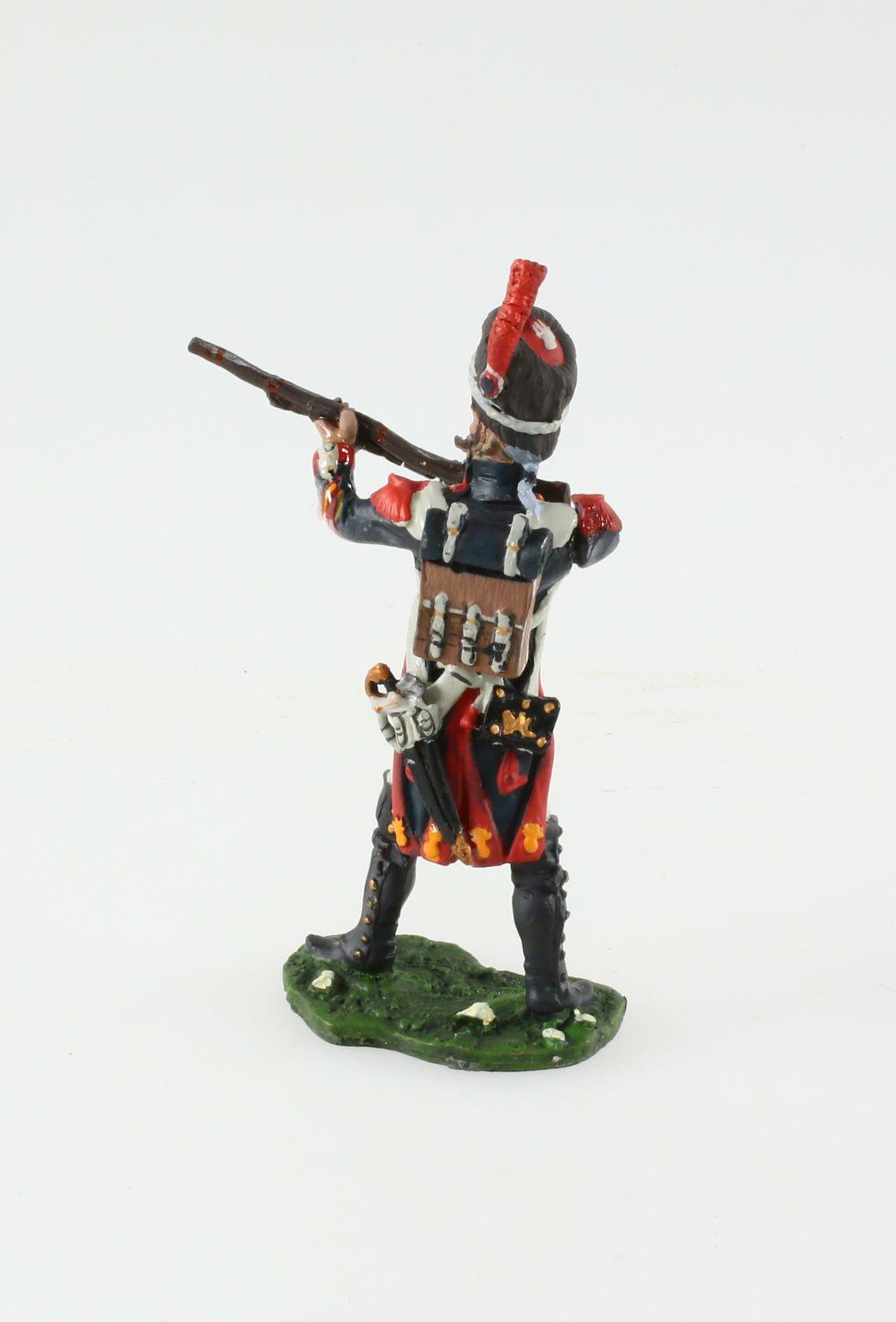 Figurine 1er Régiment des Grenadiers à Pied de la Garde Impérial, Grenadier - 1812 1/32