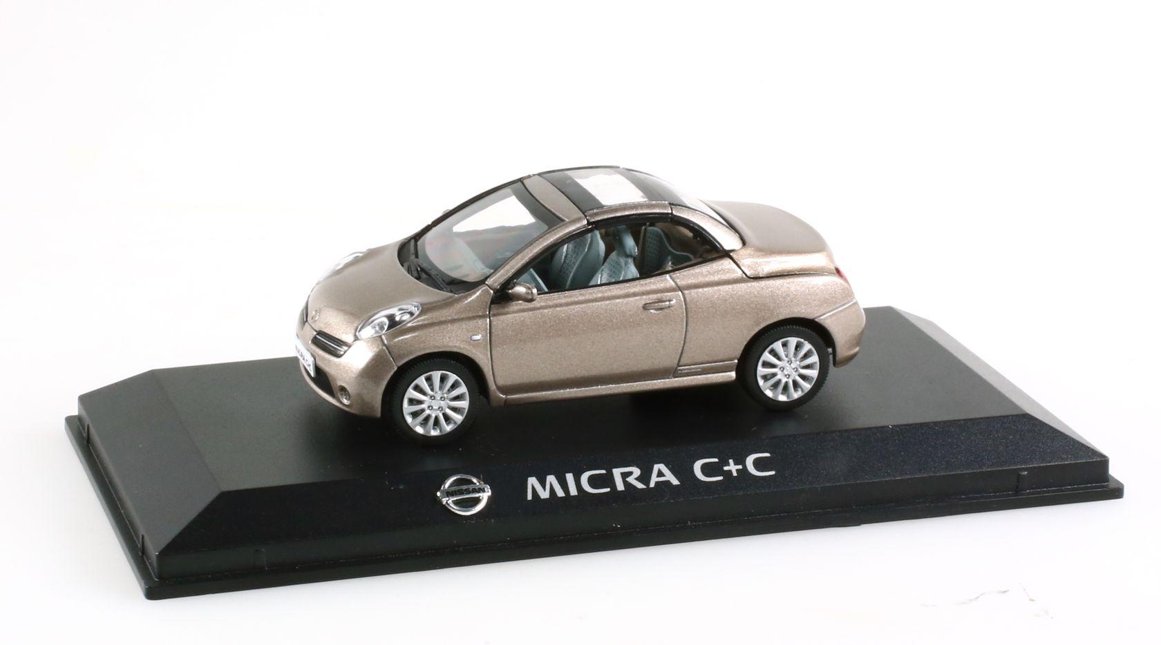 Nissan Micra C + C coupé-cabriolet 1/43