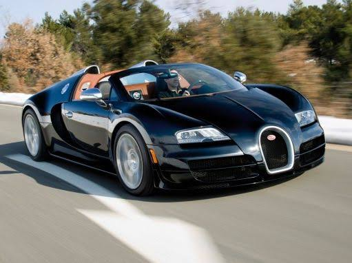 See the pictures of the 1.23 billion Naira Bugatti Veyron car seized in Zambia