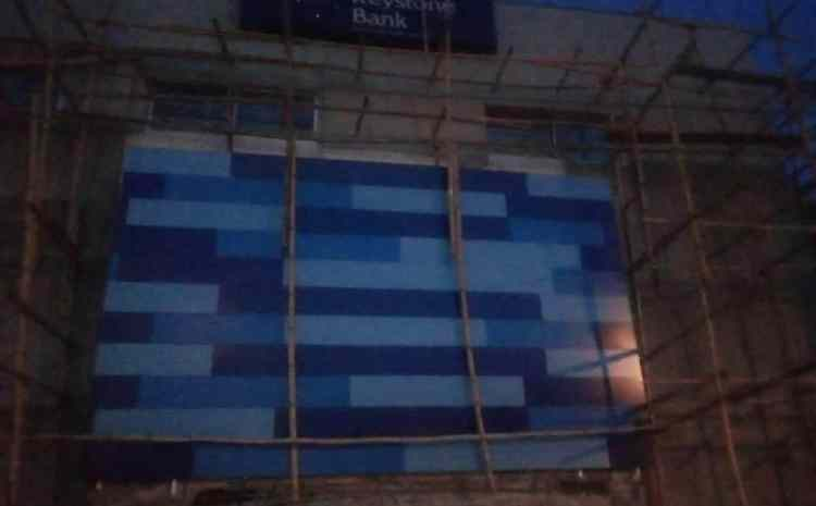 Worker Confirmed Dead As Keystone Bank Building Collapses In Lagos
