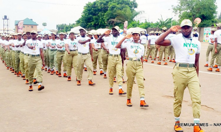 JUST IN: NYSC Makes U-turn, Stop Orientation Camp Activities Amidst Fear of Coronavirus