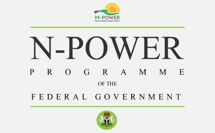 Now Official: Federal Government Sack Over 5, 781 N-Power Beneficiaries