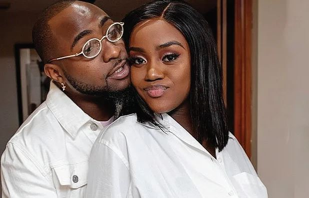 Davido Gives Update On Fiancee, Chioma Days After She Tested Positive For Coronavirus