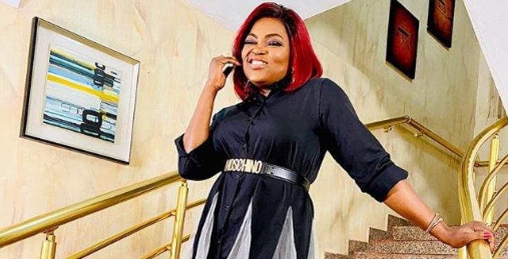 Nigerians demand Justice For Funke Akindele After The Burial of Abba Kyari