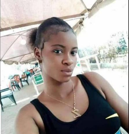Pretty Young Lady Commits Suicide  After Drinking Sniper In Abuja (Photo)