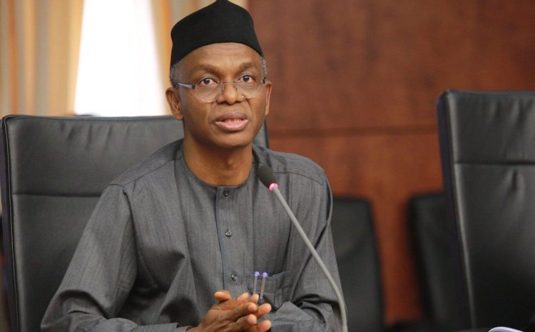 Good News As Kaduna State Governor, Nasir El-Rufai Finally Tested Negative For COVID-19