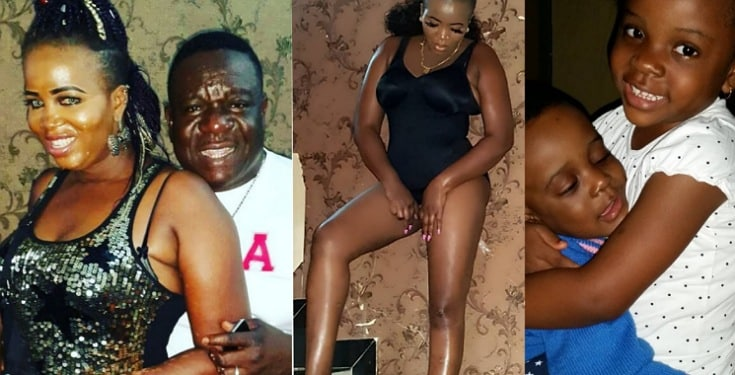 Lovely Photos Of Mr Ibu With His Wife And Kids