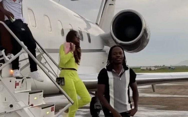 COVID-19: FG Suspends Airline Company Which Flew Naira Marley To Abuja