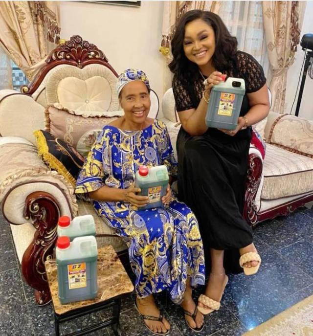 094d045d12a6031b5aa6e0fe933a329b - See Lovely Picture of Mercy Aigbe's Daughter As She Clocks 19