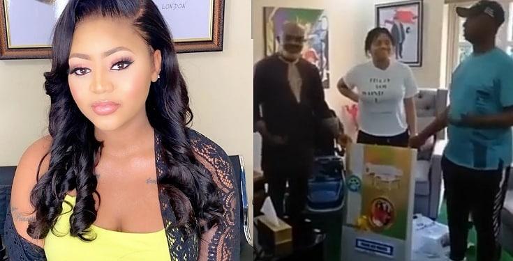 Reactions As Actors Guild of Nigeria Named Regina Daniel's Baby As Nollywood Baby