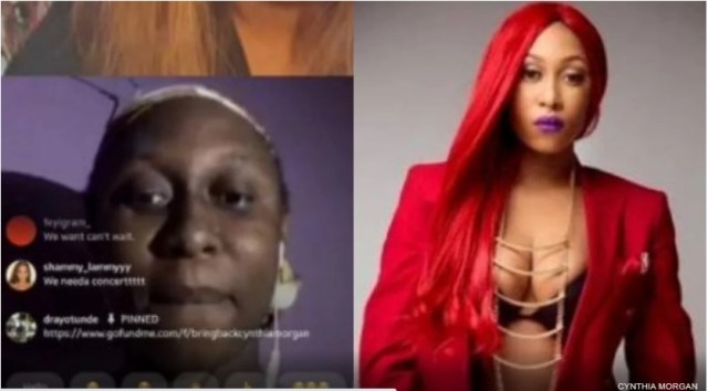 Morgan - Cynthia Morgan Turns Gospel Singer After Failed Makes an attempt To Rise Once more | See Particulars