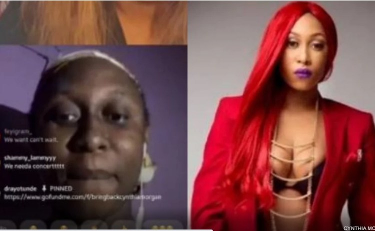 Cynthia Morgan Turns Gospel Singer After Failed Attempts To Rise Again | See Details