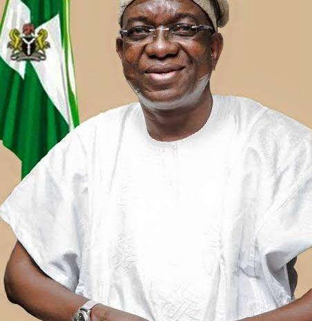 Oyo Deputy Governor Speaks On Incidence At Ajimobi's Residence (See Details)