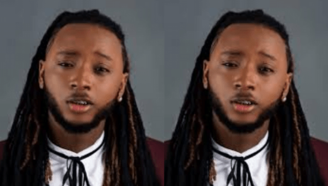 yung6ix kemi filani news - Nigerian Rapper, Yung6ix Discloses Why He Strikes Round Lagos With Armed Officers