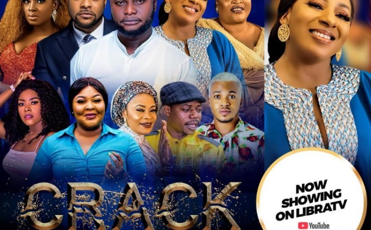 New Movie: CRACK Now Showing On YouTube (Watch Video)