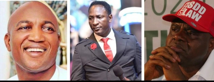 Bayelsa Election Tribunal: How Popular Nigerian Clergyman, Prophet Jeremiah Fufeyin Prophetic Assertions are playing out in Bayelsa [Watch Video]