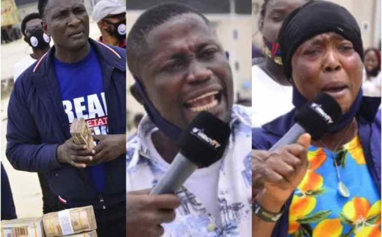 Charity Begins at Home: Billionaire Prophet Jeremiah Fufeyin received accolades again as he splashed Millions of Naira to assist his Church Workers [Watch Video]