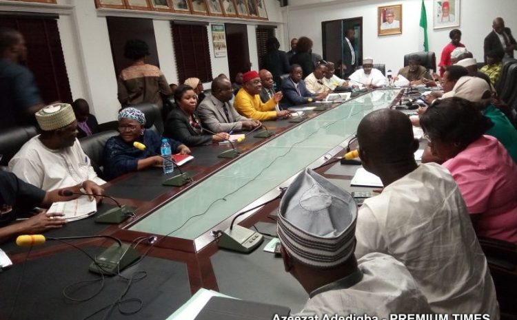 ASUU, FG Meeting Inconclusive, Adjourned