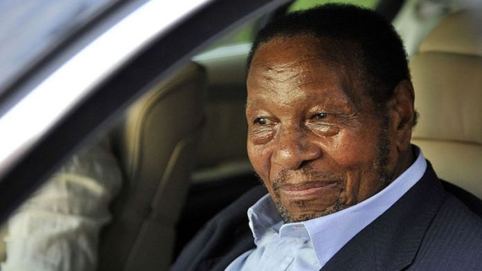 Business: Richard Maponya, 99 - Notable Africans