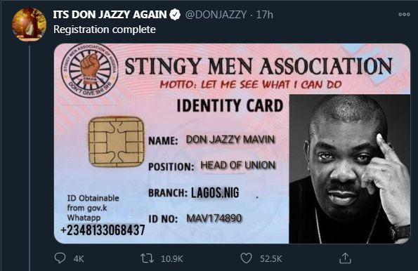 How Did This Stingy Men Association of Nigeria Start?