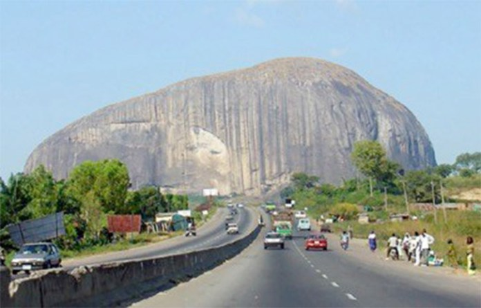 Zuma Rock - 5 Tourist Attractions In Nigeria You Must Visit