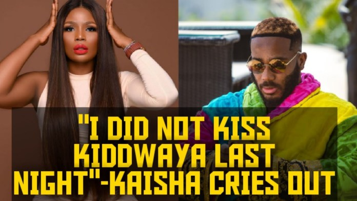 Kiddwaya And Kaisha Video: BBNaija Ex-Housemate Denies 'Kissing' Allegation As She Begs For Her Carelessness - Akinblog